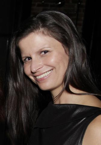 Kelly Starbuck, photographer, co-owner, curator for SALT Studio.