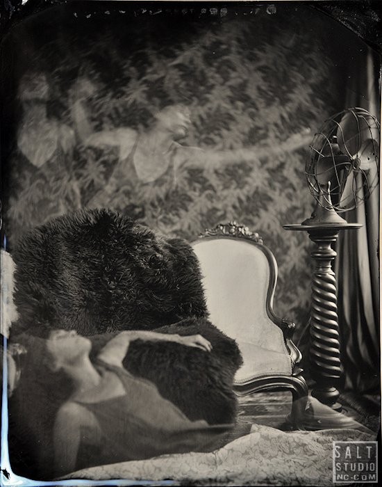 HARRY TAYLOR-tintypeghost