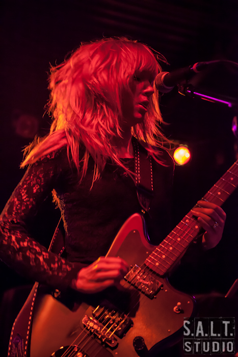 UME at the Cat's Cradle, Chapel Hill, NC - June 2014