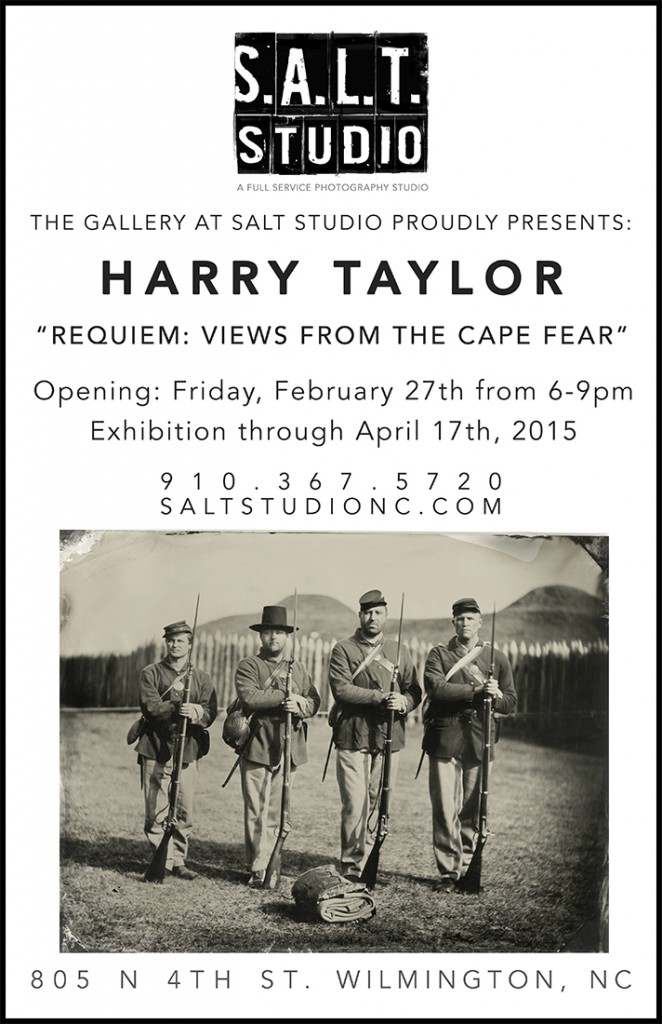 "Harry Taylor ""Requiem: Views from the Cape Fear"" at Salt Studio Photography"
